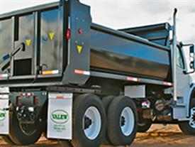 DUMP TRUCKS AND TRAILERS