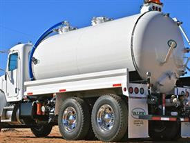 VACUUM TRUCKS AND TRAILERS