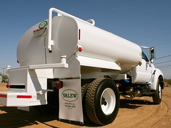 VALEW 2000 GALLON WATER SYSTEM
