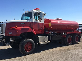 VALEW CUSTOM CDF WATER TENDER